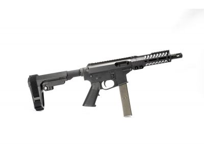 Rider (CLT) Side Charging 9MM AR Pistol