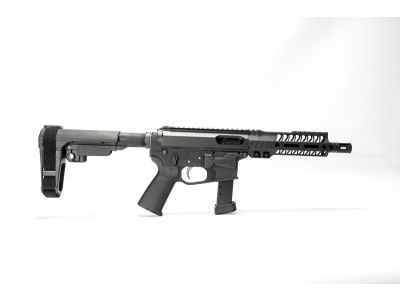 Blu Lightenin (S226) Side Charging 9MM AR Pistol