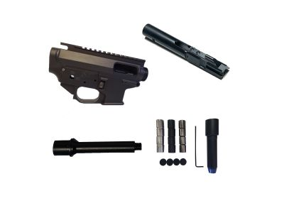 Rider (CLT) Side Charging 9MM Builders Kit