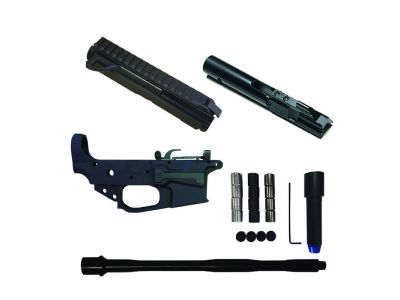 Blu Lightenin (S226) Side Charging 9MM Builders Kit
